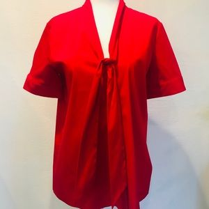 NWT Theory Brionela Blouse